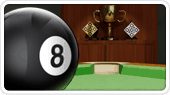 3D 8 Ball Billiards Online