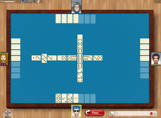 All fives Dominoes Online GameVelvet